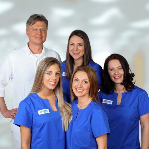 Team Dr. Czernicky