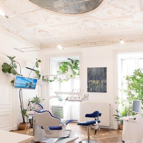 Warum sich unsere Patienten bei uns so wohl fühlen, Zahnarzt Wien 1090