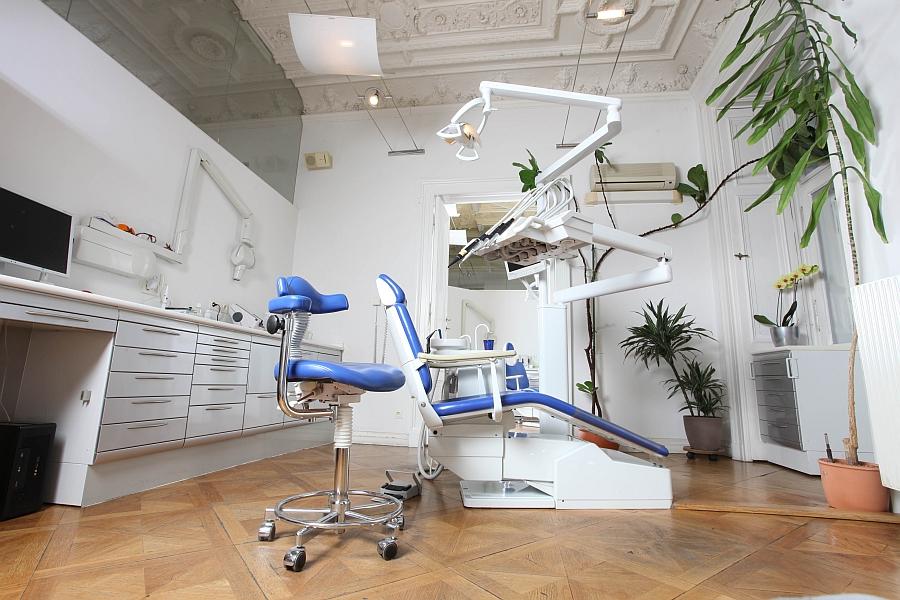 Behandlungsraum - Zahnarzt Wien 1090
