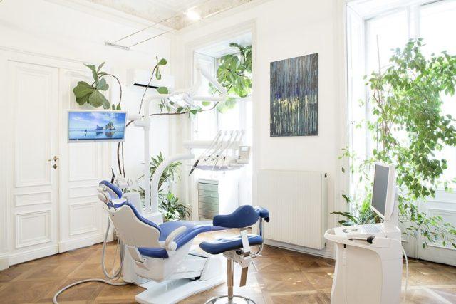 Moderne Praxis Zahnarzt Wien